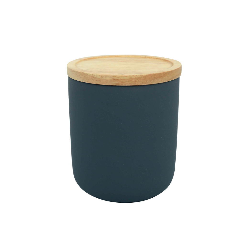 Canister Matte Grey Medium