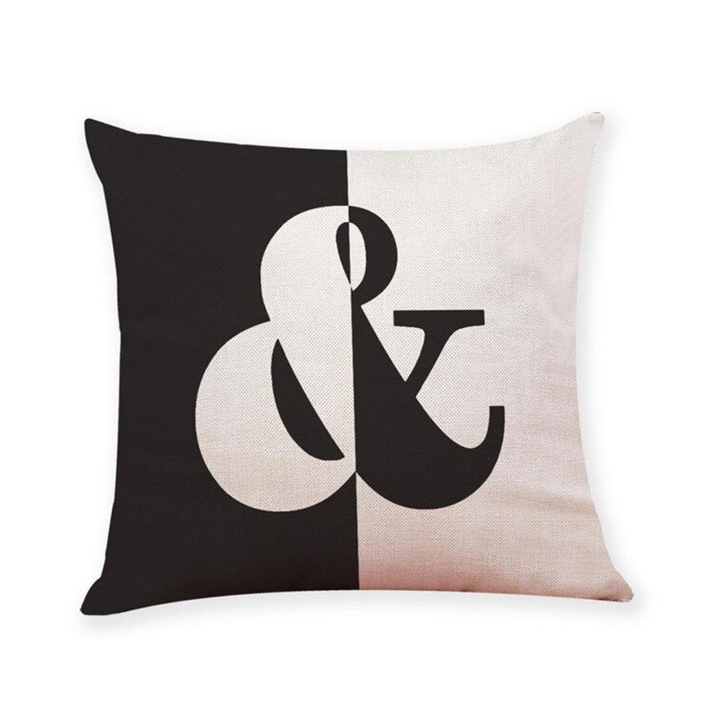 Cushion Ampersand