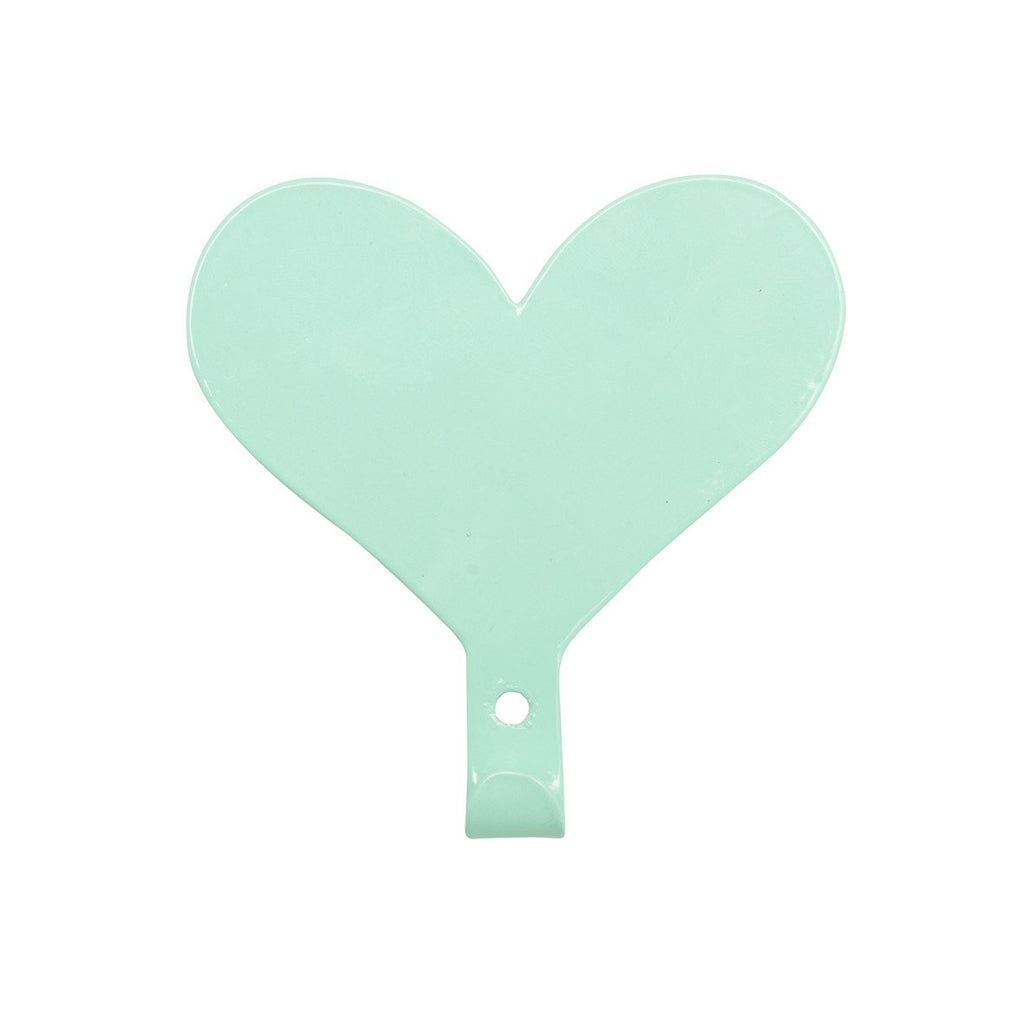 Hook Heart Mint