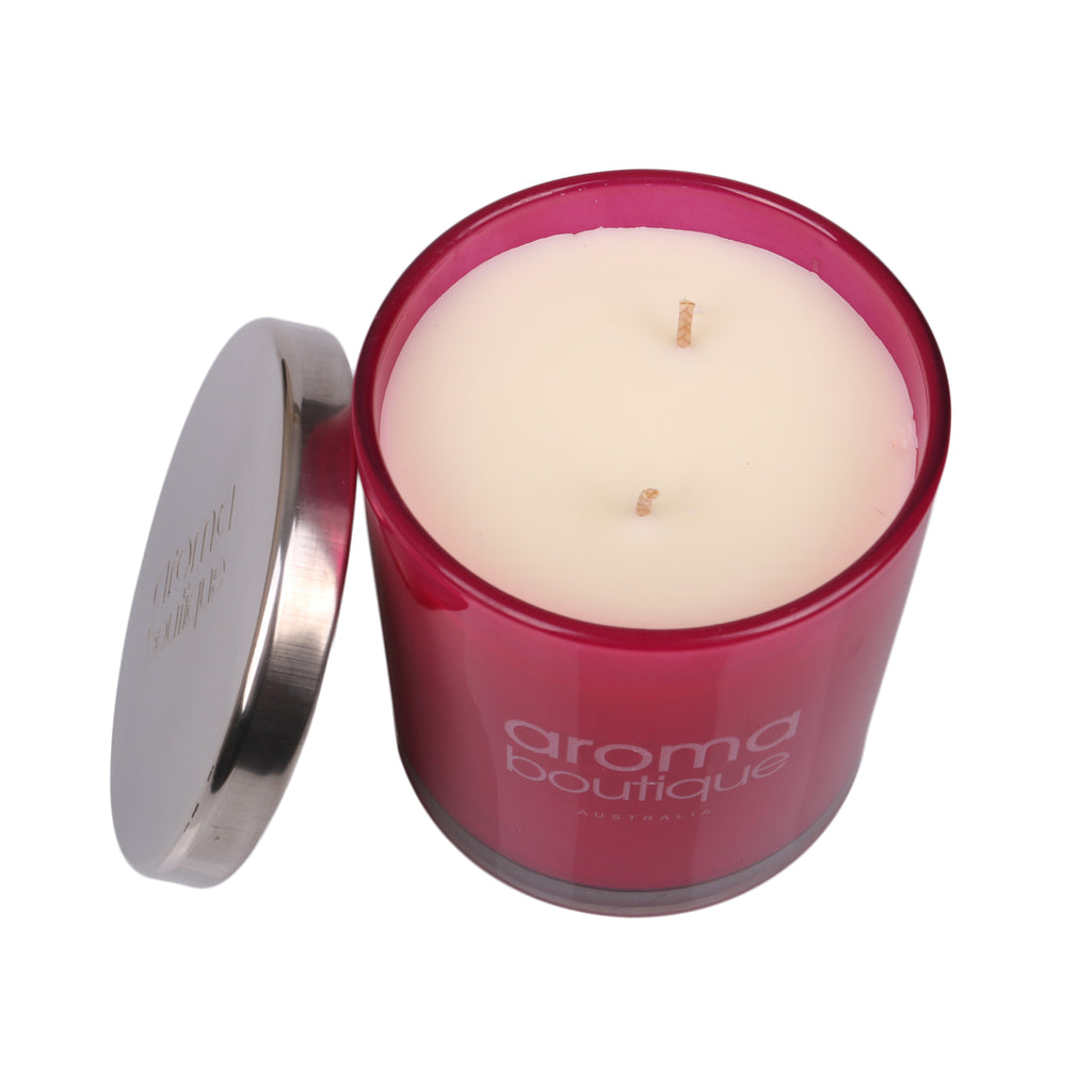 Candle Tuberose And Berries