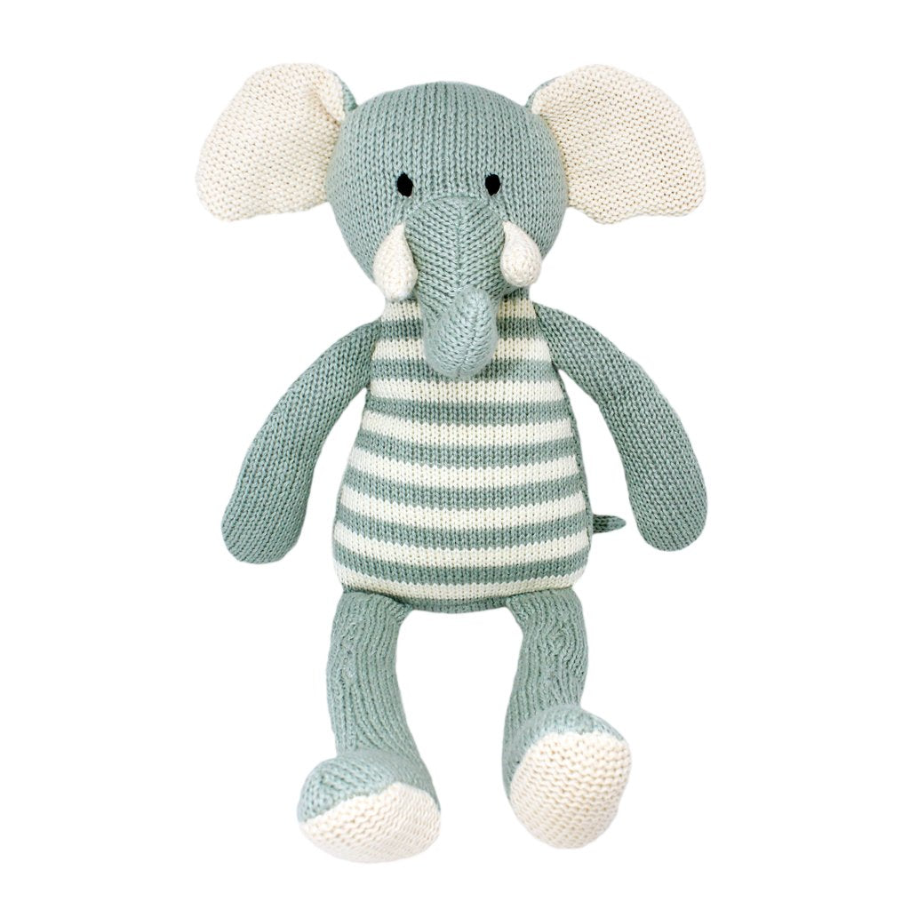 Stripey Charlie The Elephant