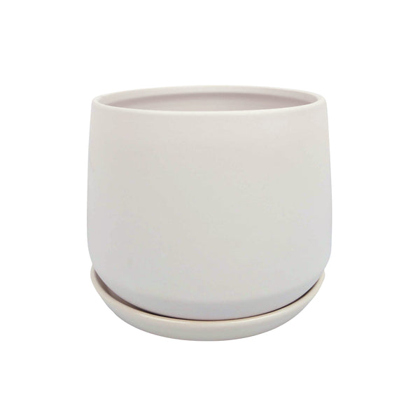 Planter Copenhagen White Large