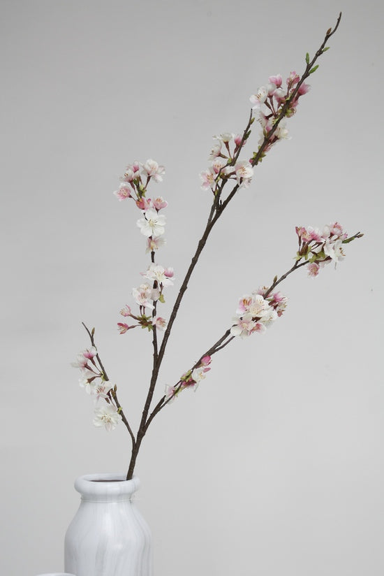 Artificial Plant Cherry Blossom Pink