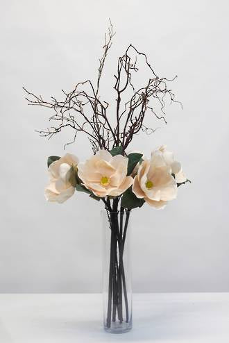 Artificial Plant Vintage Magnolia Cream