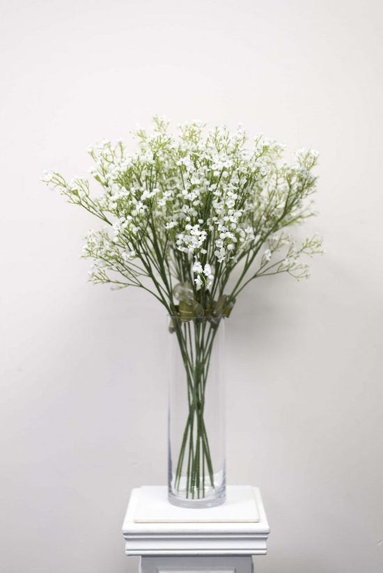 Artificial Plant White Gypsophila