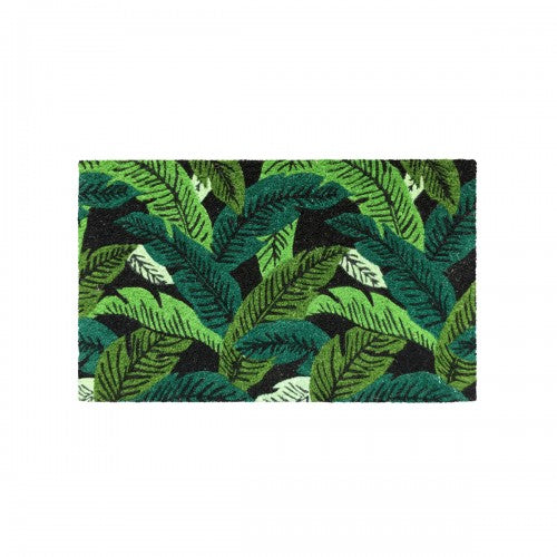 Doormat Banana Leaf
