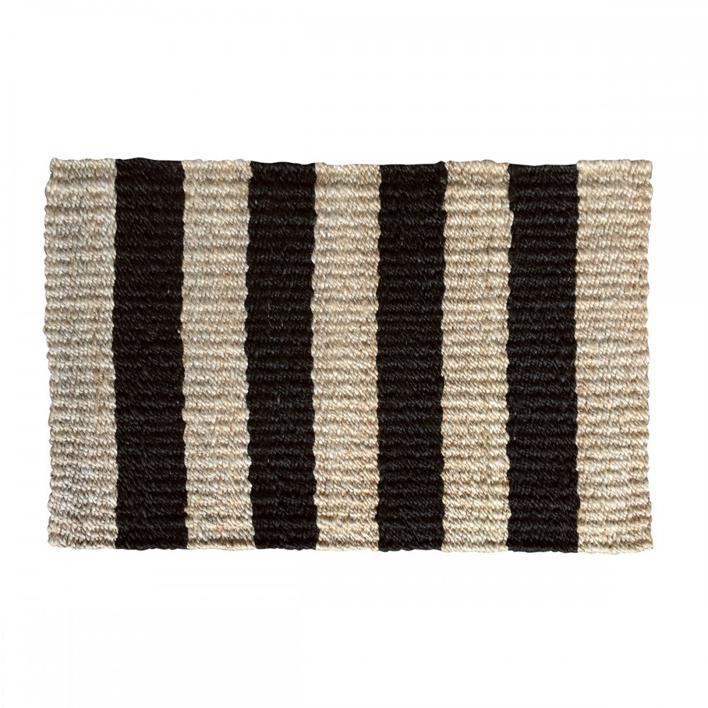 Doormat Jute Stripe