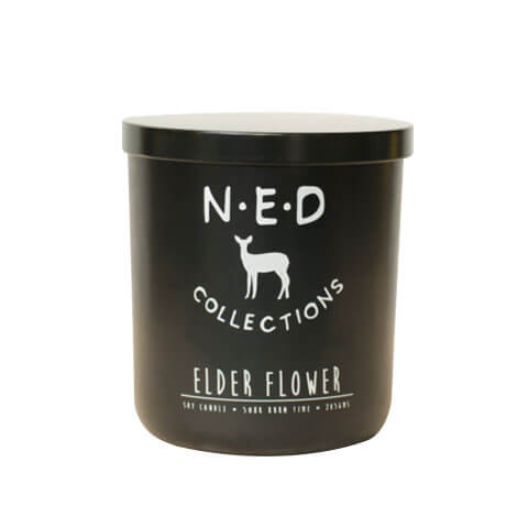 Hello Deer Elder Flower Scented Candle