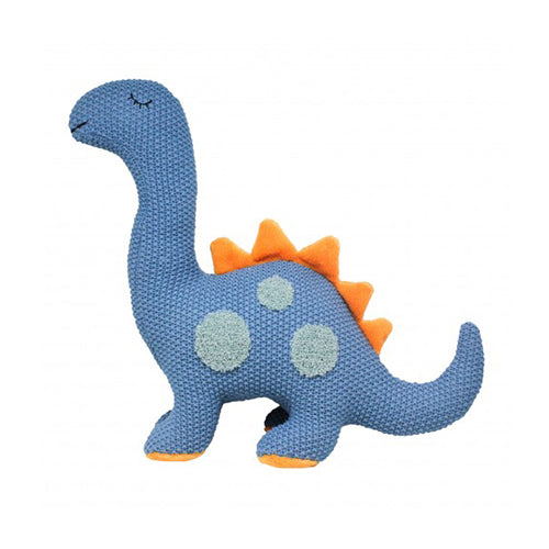 Doll Lucy Long Neck Knit Dinosaur