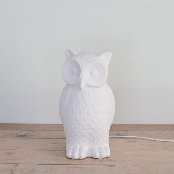 Table Lamp Owl