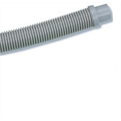 KK PLASTIFLEX AUTOMATIC POOL CLEANER REPLACEMENT HOSE, 4', GREY