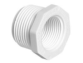"THREADED BUSHING (MPT x FPT) 2"" x 1-1/2"""