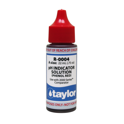 Reagent #4 PH INDICATOR SOLUTION (TAYLOR)60 ML