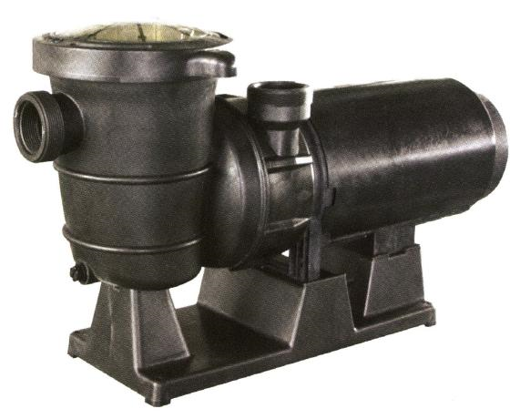 AG DISTINCTION - 1.5hp 2 speed above ground pool pump