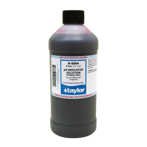 REAGENT PH INDICATOR SOLUTION (TAYLOR)      R-0004-E