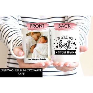 Personalised Photograph Mug - Mothers Day