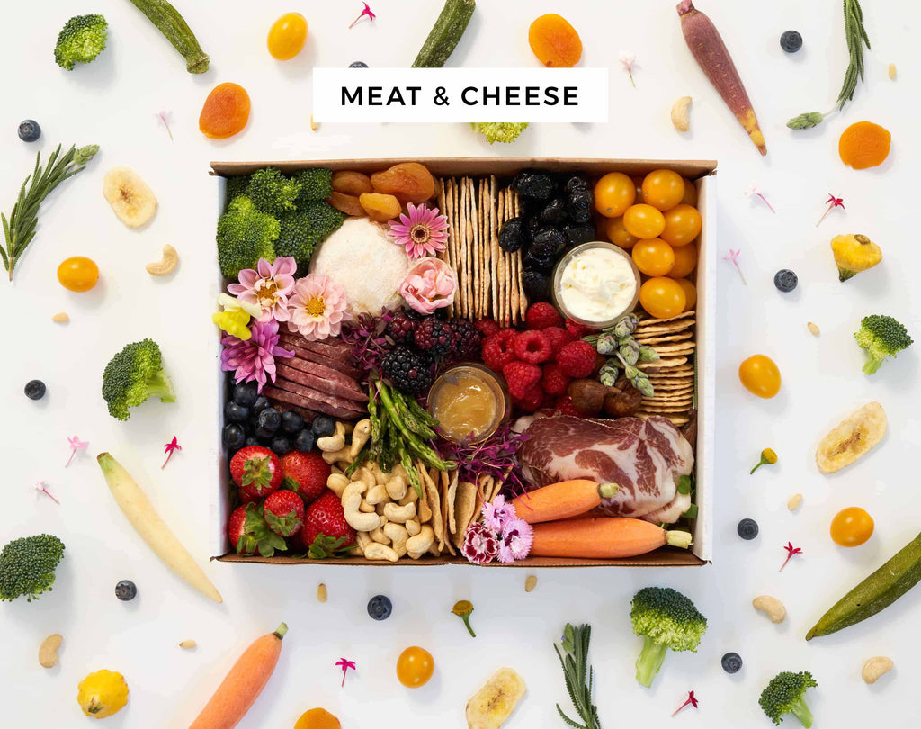 Charcuterie delivery in Los Angeles