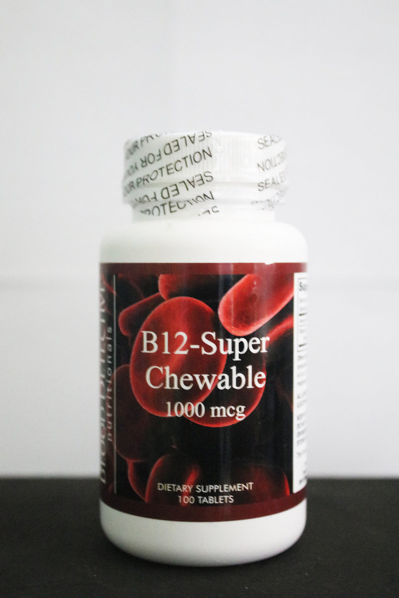 B12 Super Chewable Tablet