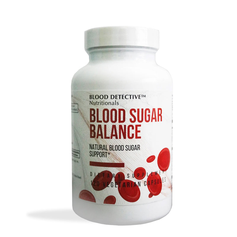 Blood Sugar Balance - Natural blood sugar supports