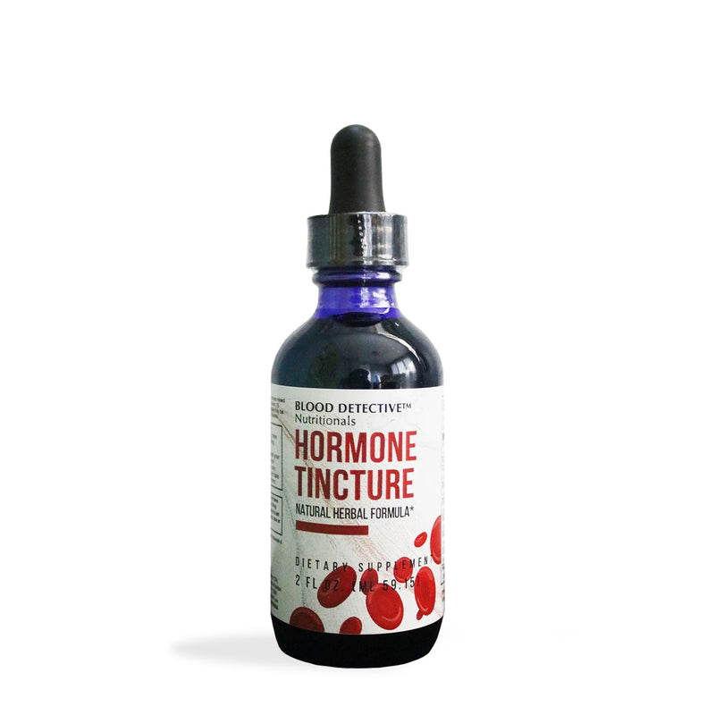 Hormone Tincture - Natural Herbal Formula