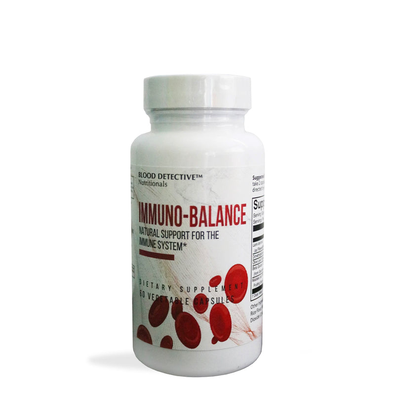 ImmunoBalance (formally SuperImmune) - Natural Supports for immunity
