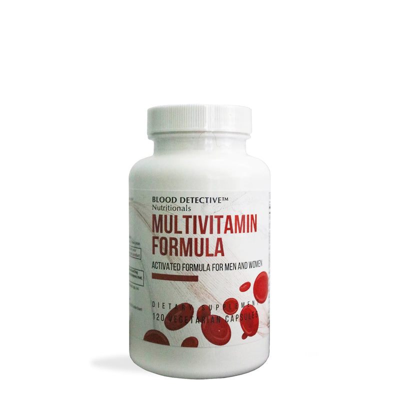 Multivitamin Formula - Activated Formula for Men & Women