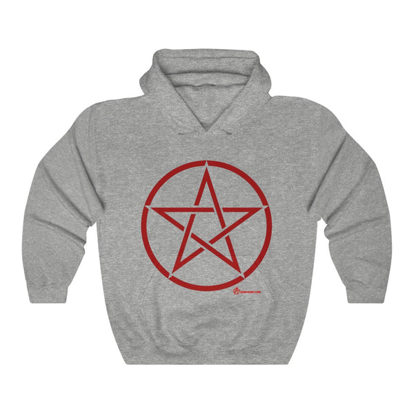 Pentacle Hooded Sweatshirt