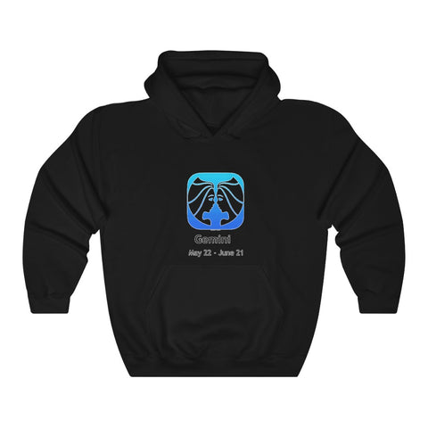 Gemini Hooded Sweatshirt