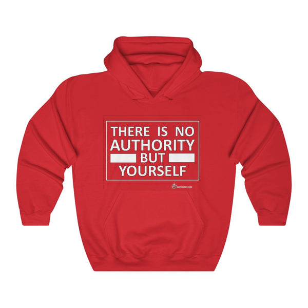 Authority Hooded Sweatshirt