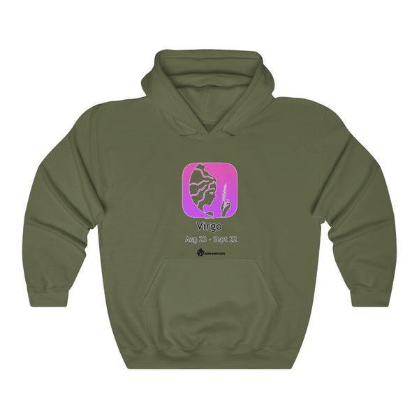 Virgo Hooded Sweatshirt