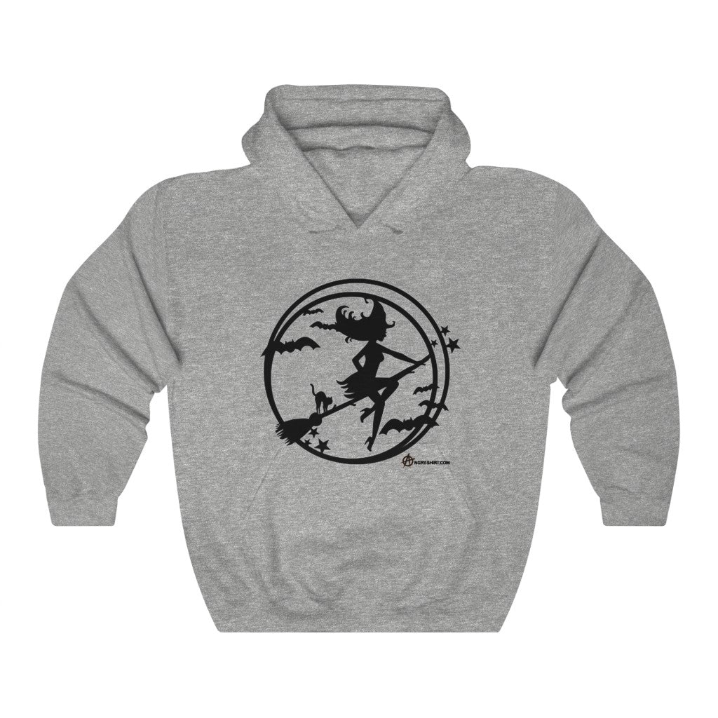 Witch Hooded Sweatshirt