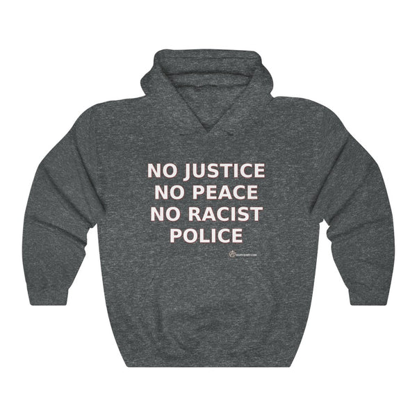 Justice Hooded Sweatshirt