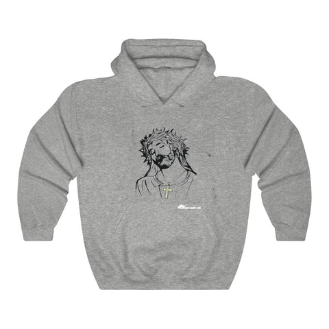 Jesus1 Hooded Sweatshirt