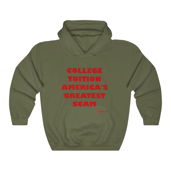 Tuition Hooded Sweatshirt