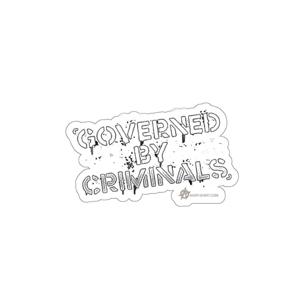 Criminals Stickers