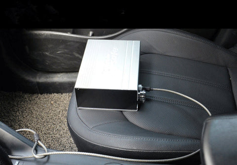 Car Safe Gun Box