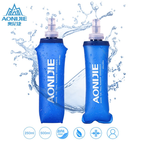 Soft Flask Water Bottle