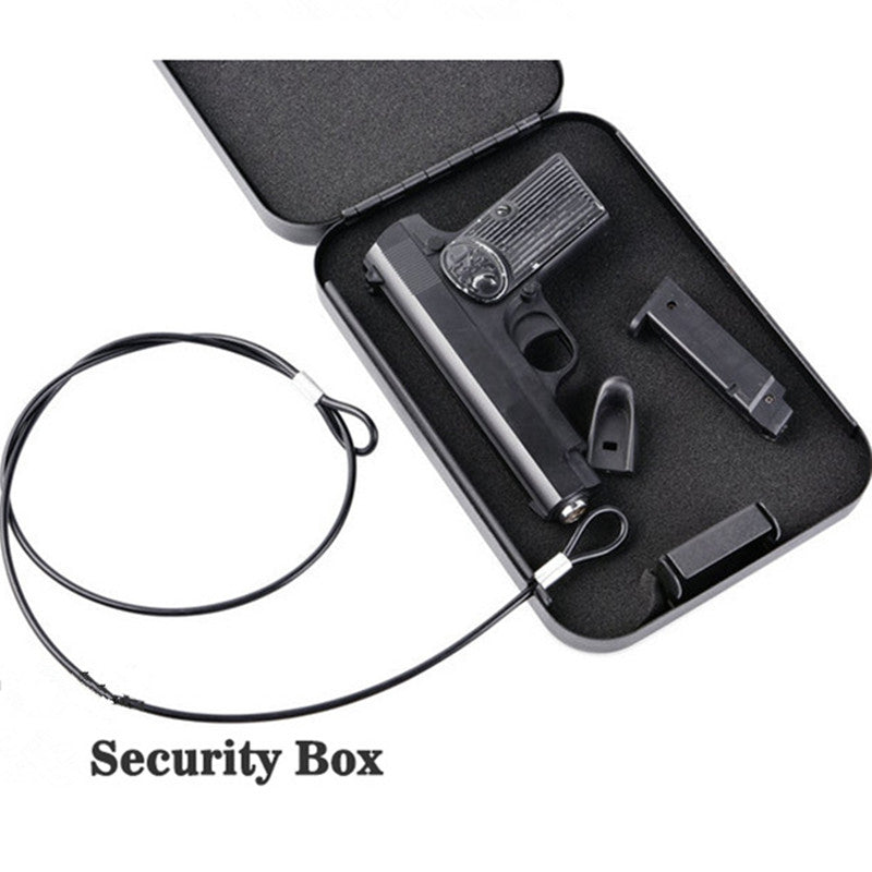Combination Lock Pistol Safe