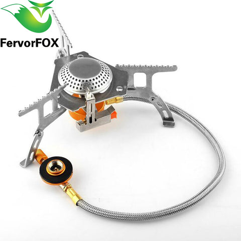 FervorFOX Folding Outdoor Gas Stove