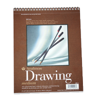 Load image into Gallery viewer, Strathmore Drawing Pad