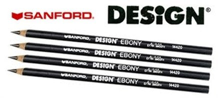Sanford Design Ebony Pencil