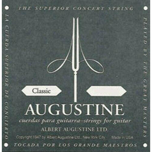 AUGUSTINE BLACK LABEL E (HIGH) STRING