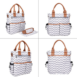 Pre-packed Maternity Hospital Set - Fashionable Style - Wave Pattern