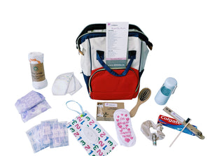 Pre-packed Maternity Hospital Set - Backpack Style