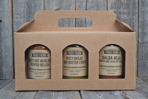 Spicy Heirloom Gift Box