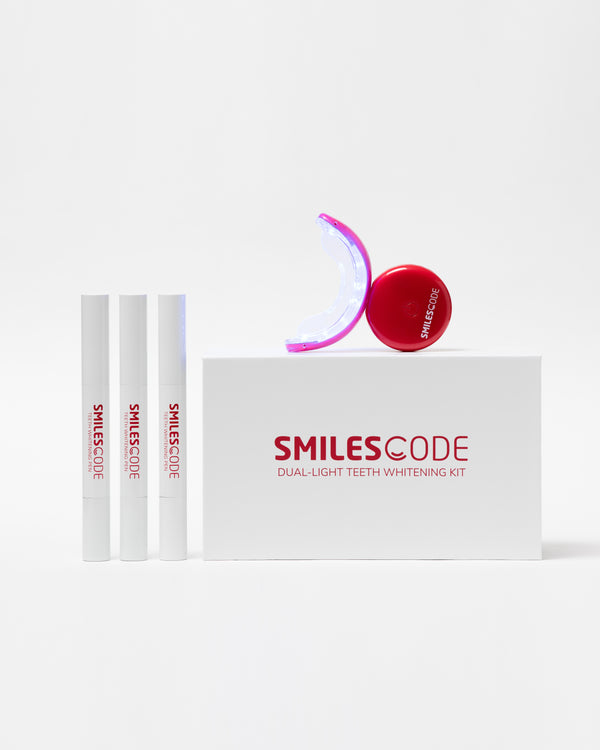 (RED) Special Edition Teeth Whitening Kit