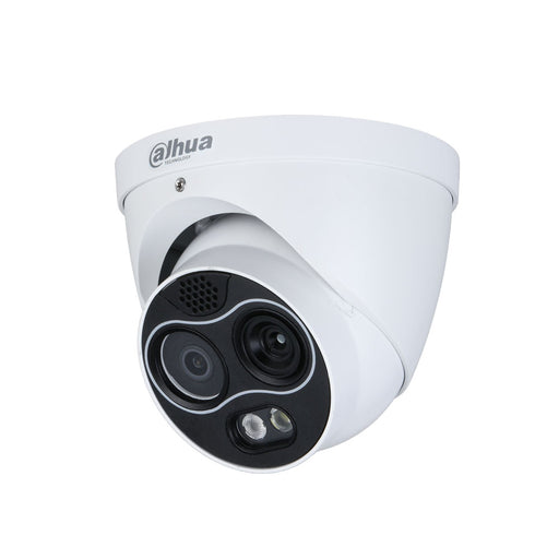 Dahua TPC-DF1241-D2F2 4MP Eyeball Thermal Hybridkamera