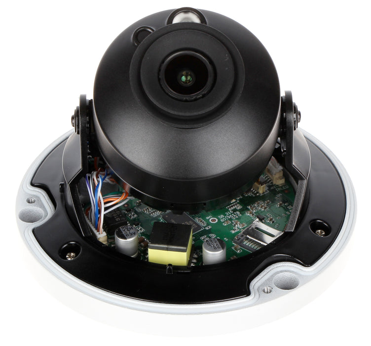 Dahua IPC-HDBW5442R-ASE-NI 4MP Full-Color AI Dome Kamera - METZGER Sicherheitstechnik - SES