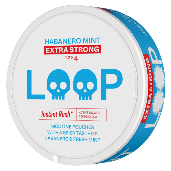 Habenero Mint Extra Strong