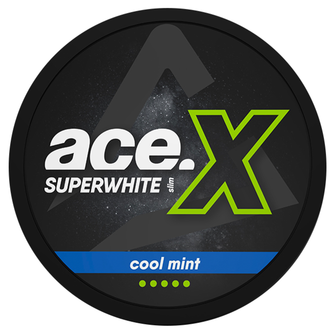 X Cool Mint Extra Strong
